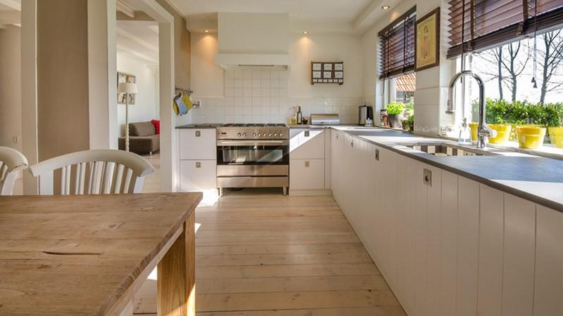 עיצוב מטבח מעץ